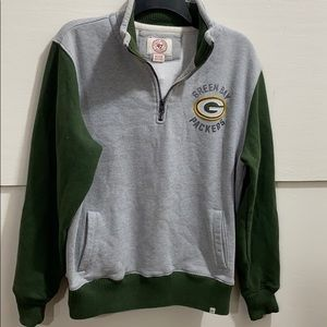 Green Bay Packer vintage pullover